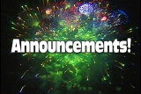 Announcements 5