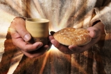 Communion Background 4