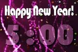 New Year's Eve Countdown 1