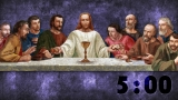 Last Supper Countdown