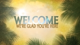 Palm Sunday Welcome Still Image 1 - HD and SD