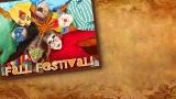 Fall Festival Promo Title Background