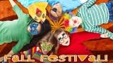 Fall Festival Promo Title Background 2