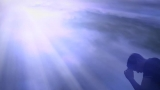 Worshiping Man And Heavenly Glory Background 1 - HD and SD
