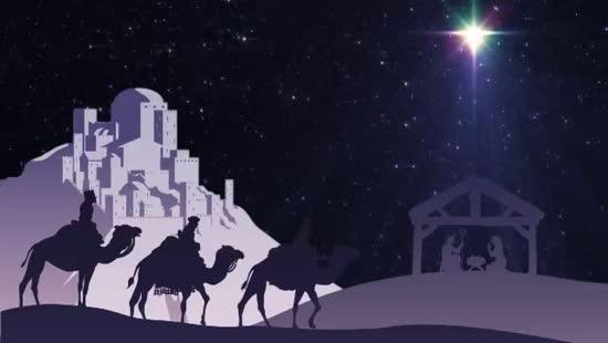 Christmas Nativity Background 3 Vertical Hold Media Sermonspice