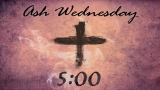 Ash Wednesday Countdown 2