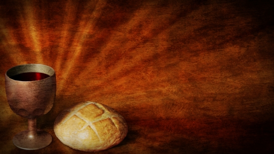 Communion Elements Still Image 1 - HD and SD | Vertical ...