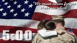 Memorial Day Countdown 5