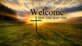 Sunrise Cross Welcome