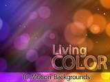 Living Color Motion Backgrounds
