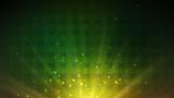 Radiant Rays Green